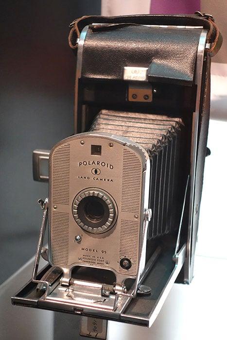 Polaroid Land Camera Model 95 MIT Museum DSC03766 Copy