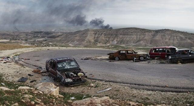 Sinjar-Mountain-Yezidi-Massacre-Genocide-Guerrilla_Fighters_of_Kurdistan_Joey_L_Photographer_013