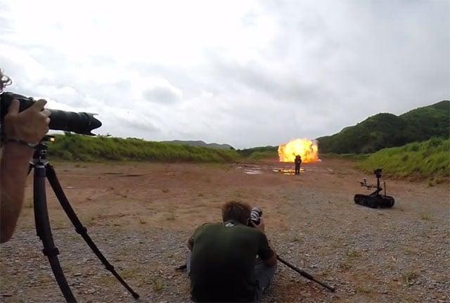 explosionbackground