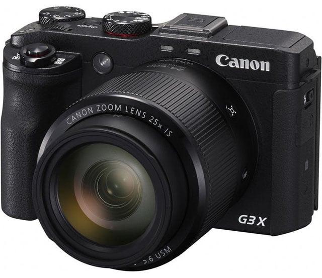 Canon G3 X A Premium Compact With A 20mp 1 Inch Sensor