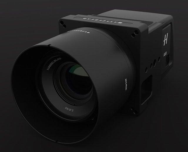 Hasselblad A5D: A New Line of Aerial Medium Format Digital Cameras