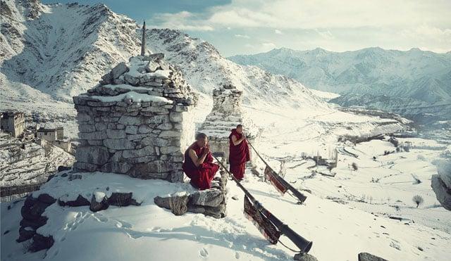 Lekir Monastery Ladakh India, 2012
