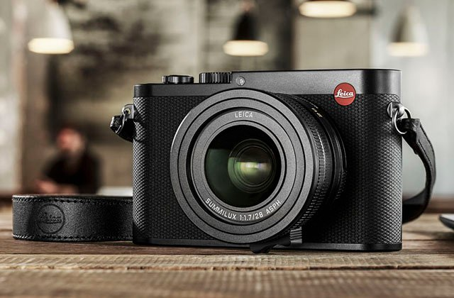 Leica Q Is A 24mp Full Frame Compact Camera With A 28mm F