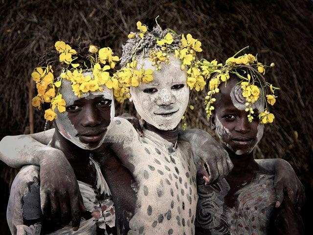 Dele, Lale, Korcho Village, Omo Valley, Ethiopia, 2011