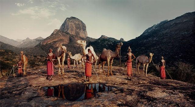 Lelesas, Louelen, Lewangu, Lepokodou, Loingu & Nyerere Ndoto Mountain Range Kenya, 2010