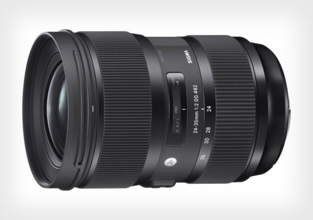 The New Sigma 24-35mm f/2 Art Lens is Like 3 Prime Lenses in 1 Zoom