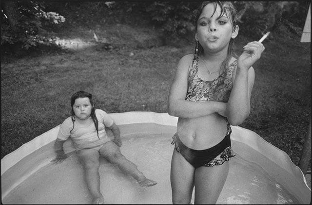 Amanda Marie Ellison: The Smoking Girl in Mary Ellen Mark's Famous Photo