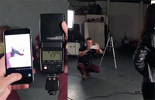 Tric is the World's First Professional Flash Trigger for iPhones