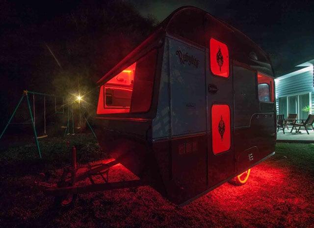 P.I.M.P my darkroom caravan