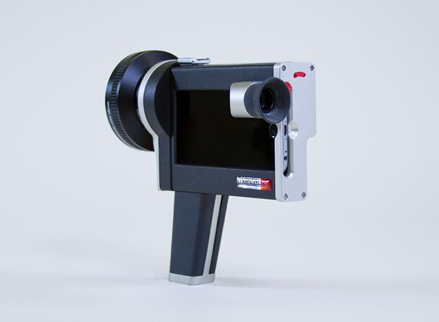 The Lumenati CS1 'Smartcase' Turns Your iPhone Into a Classic Cinema Camera