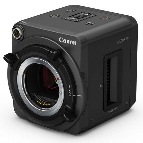 Cuộc chiến ISO máy ảnh đã đến con số hàng triệu: Canon là người châm ngòi - 84123