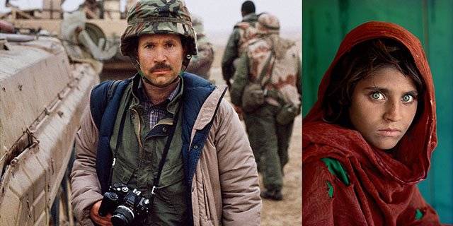 The Story Behind Steve McCurry's Iconic 'Afghan Girl' Photo