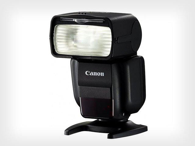The Canon Speedlite 430EX III-RT Brings Radio-Based Wireless Capabilities