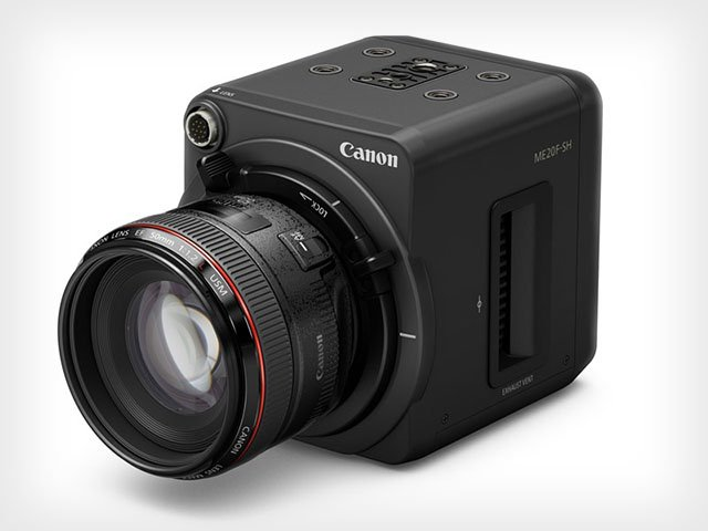 Canon Just Unleashed an ISO 4,000,000 Camera