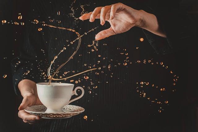 I'm a coffeebender!