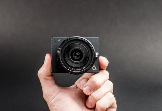 E1: The World's Smallest Micro Four Thirds 4K Camera
