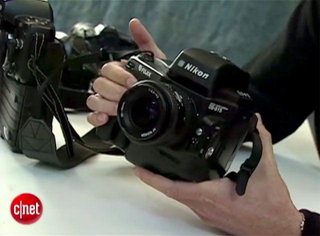 Back in 1995, A 1MP Pro Digital Camera Cost $20,000
