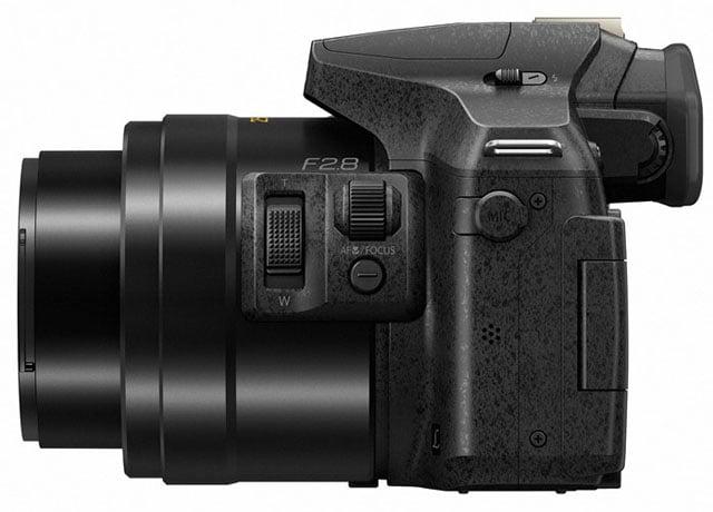 Panasonic giới thiệu Lumix FZ300: zoom quang 24x ở khẩu độ 2.8 - 81810