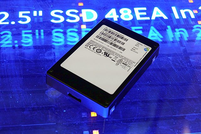 Samsung 16TB SSD is the World's Largest Hard Drive