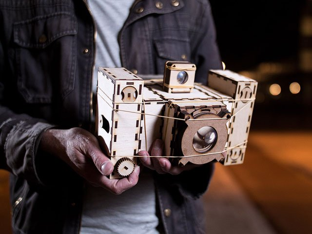 The Focal Camera: An Open Source Modular Camera
