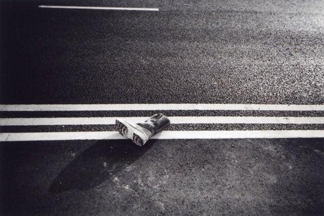 Left Boot, East London, by Ellen Rostant.