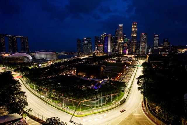 September 18-21, 2014 : Singapore Formula One Grand Prix - Singapore Grand Prix atmosphere.