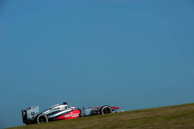 November 15- 17, 2013. Austin, Texas. United States Grand Prix 2013: Jenson Button, Vodafone McLaren Mercedes