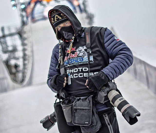 Interview with Top Action Sports Photographer Garth Milan