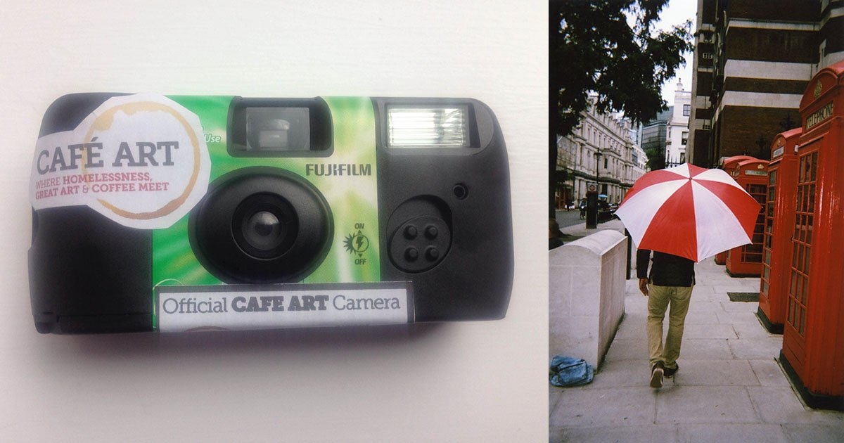 100 Cameras Were Given to the Homeless in London. Here's What They Captured.