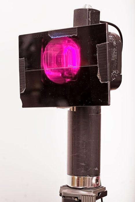 DIY: An Ultraviolet Flash for Black Light Photography