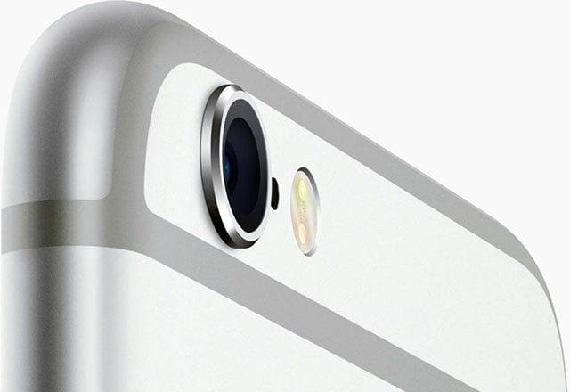tin đồn iphone 6s sẽ dùng camera 12mpx hỗ trợ video 4k đèn flash trước hỗ trợ selfie - 1