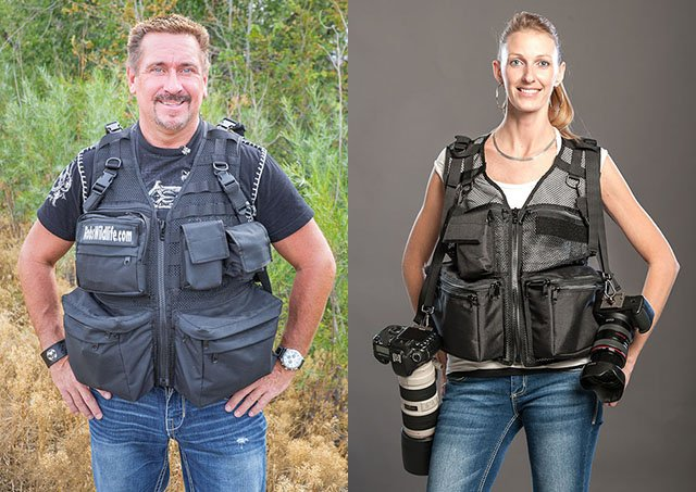 Want to Carry All Your Gear in a Single Photo Vest?