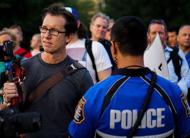 Trey Ratcliff Photo Walk Derailed by Police in Atlanta