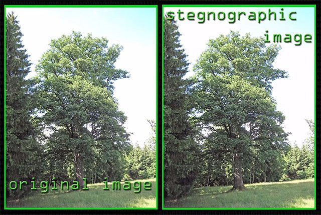 A Look At Photo Steganography The Hiding Of Secrets