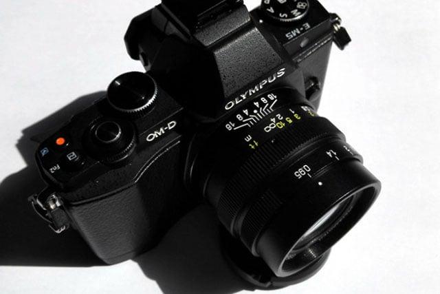 Small and Speedy Mitakon 25mm f/0.95 Lens Coming for MFT Cameras