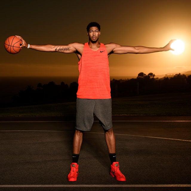 redbull dunk the sunsan pedrobasketballAnthony Davis