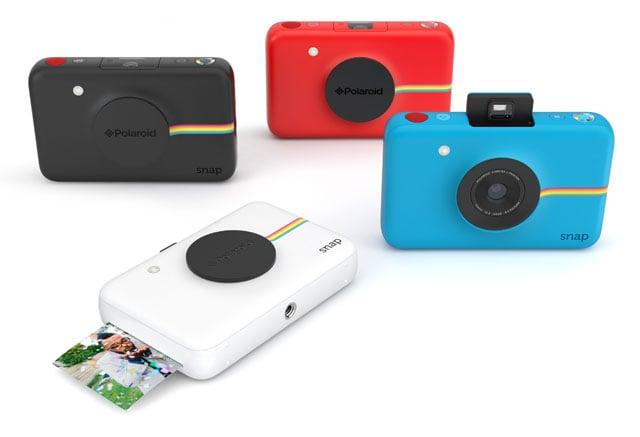 Polaroid Snap: A New 10MP Instant Digital Camera