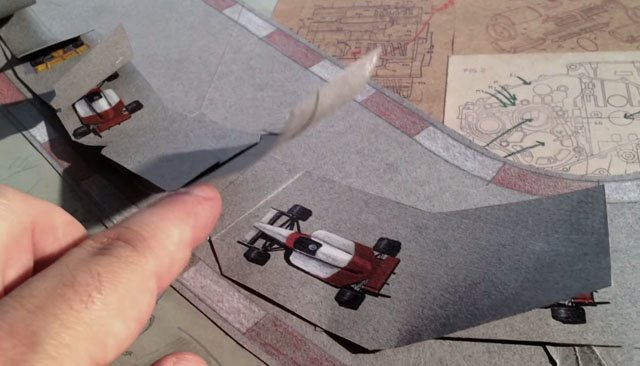 This Honda 'Paper' Stop-Motion Ad Was Done Entirely By Hand and In Camera