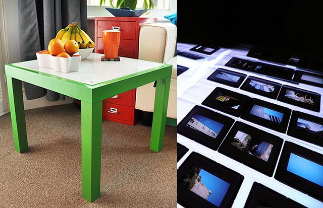 Build a DIY Lightbox Using a $10 IKEA Lack Side Table