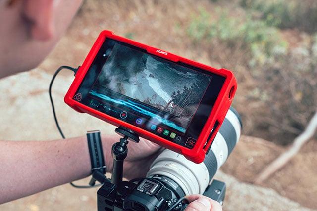 mountedcamera