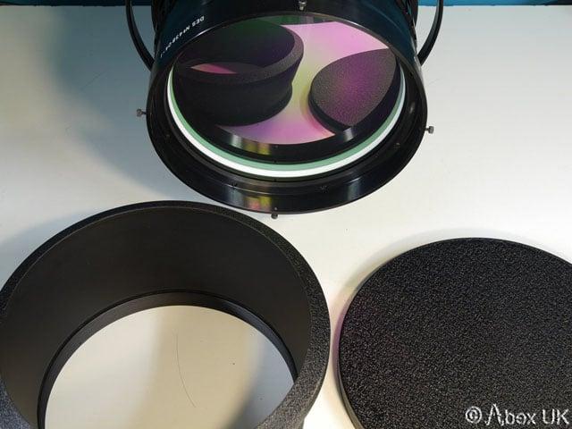 Chiếc ống kính tiêu cự 200mm, mở khẩu chỉ f/1.0 sẽ trông như thế nào?? - 91674