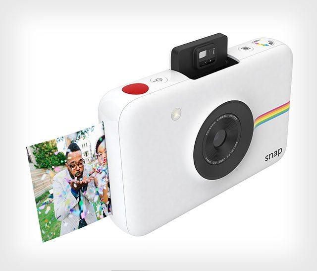 Polaroid Snap: A New 10MP Instant Digital Camera