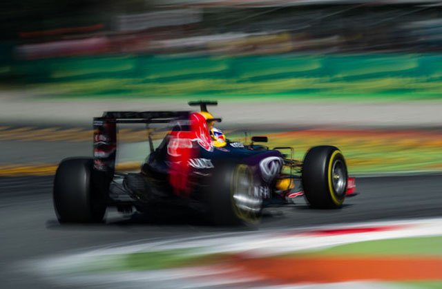 What It's Like to Shoot a Major Formula One Race