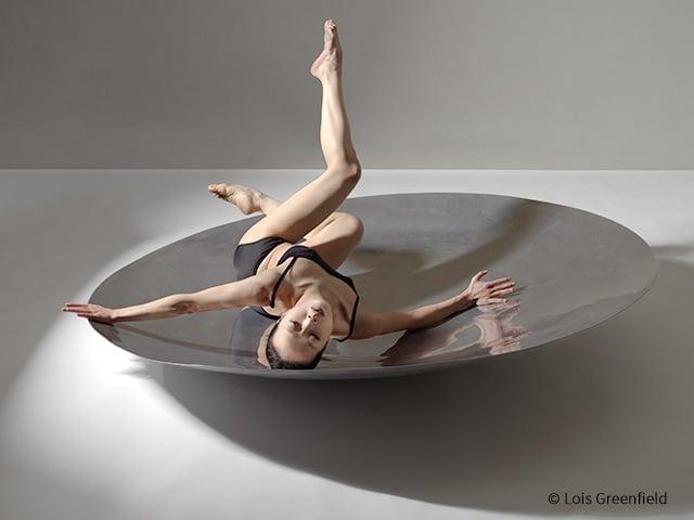 """Fang-Yi Sheu / Ballet Tech """"Isis in Transit,"""" 2008"""