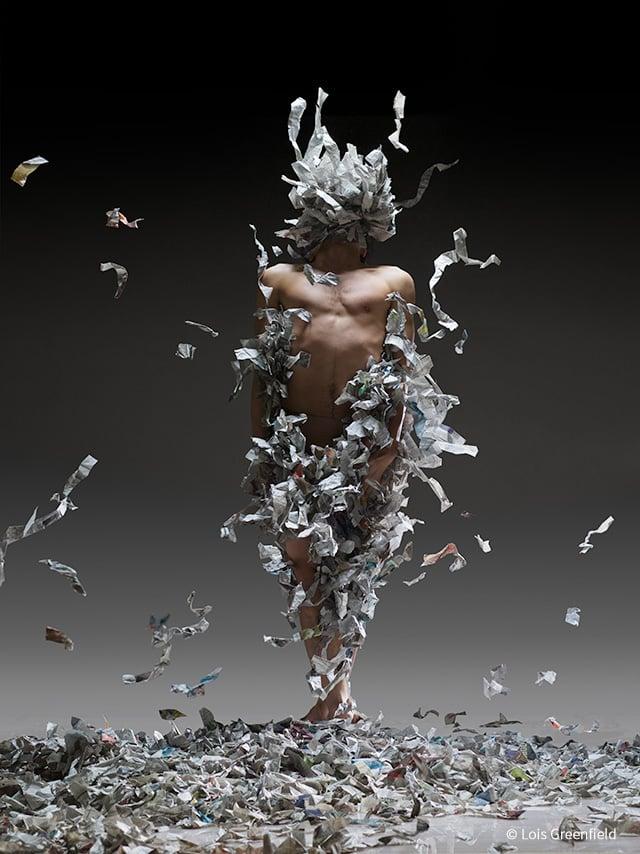 "Wu-Kang Chen /Ballet Tech ""Dust"", Choreography Eliot Feld, 2009"