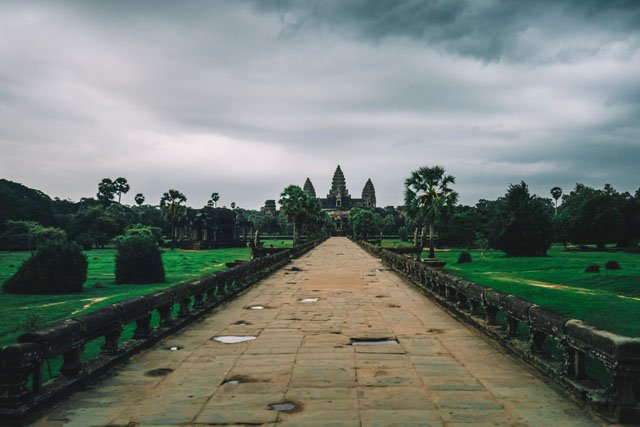 Photos of the Ancient Temples of Angkor, Cambodia