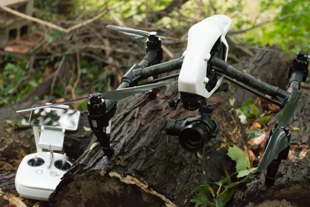 Review: DJI's Inspire 1 Pro is a Perfect Drone For Pro Shooters And Super Villains