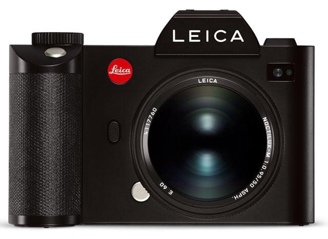 Leica SL_Leica Noctilux-M_front