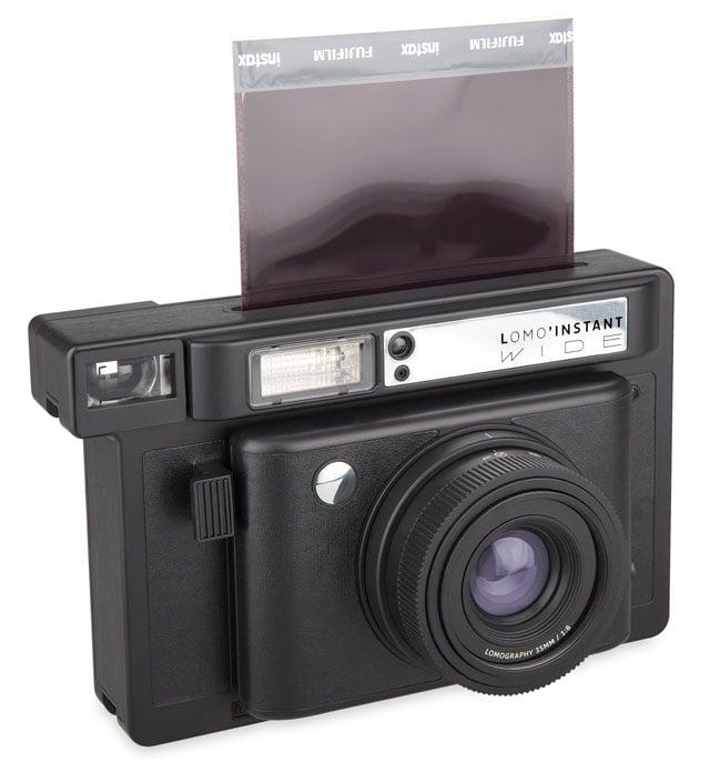 LomoInstantWide_Black_quarter right with film