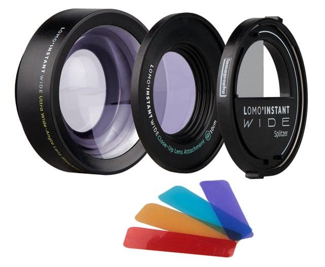 LomoInstantWide_Lens Attachments _ Color Gels